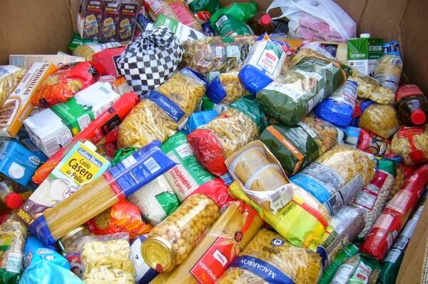 Campaña de recogida de alimentos